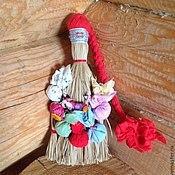 Куклы и игрушки ручной работы. Ярмарка Мастеров - ручная работа Веничек благополучия. Handmade.