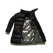 Одежда handmade. Livemaster - original item Puhovichok the fat, Warm & Sexy. Handmade.