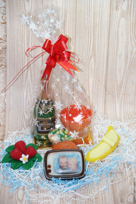Новогодние подарки ручной работы фото 44