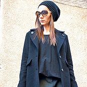 Одежда ручной работы. Ярмарка Мастеров - ручная работа Пиджак пальто Wool Coat. Handmade.