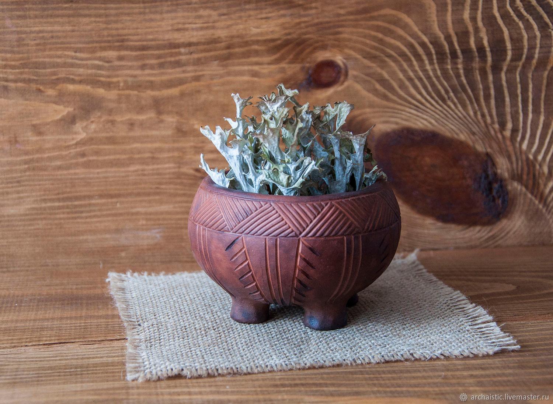 Горшочки на ножках для маленьких растений, Горшки, Нижний Новгород, Фото №1