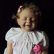 Куклы и игрушки ручной работы. Ярмарка Мастеров - ручная работа Кукла Реборн Милена. Handmade.