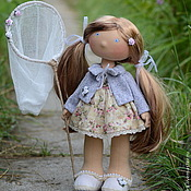 Куклы и игрушки ручной работы. Ярмарка Мастеров - ручная работа Линда)))). Handmade.