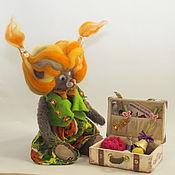 Куклы и игрушки ручной работы. Ярмарка Мастеров - ручная работа Тедди мишка из цирка.. Handmade.