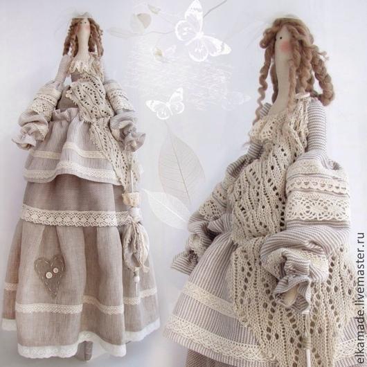 Куклы Тильды ручной работы. Ярмарка Мастеров - ручная работа. Купить Интерьернаякукла кукла Тильда невеста Шанталь. Handmade. Тильда