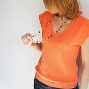 Одежда handmade. Livemaster - original item Topic summer Dear Fine. Handmade.