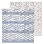 Материалы для творчества handmade. Livemaster - original item Scrapbooking paper Knitted fabric. Handmade.