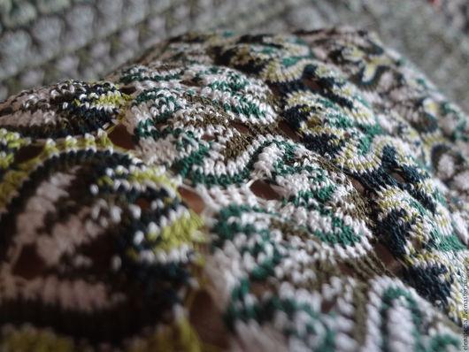 Шитье ручной работы. Ярмарка Мастеров - ручная работа. Купить Итальянская ткань Missoni трикотаж вискоза Трикотаж Миссони. Handmade.