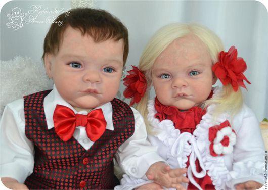 Куклы и игрушки ручной работы. Ярмарка Мастеров - ручная работа. Купить Молд Grant Michelle Fagan 24 дюйма. Handmade.