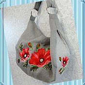 handmade. Livemaster - original item Bag-bag