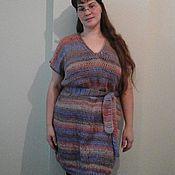 Одежда handmade. Livemaster - original item Warm vest dress