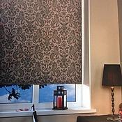 Для дома и интерьера ручной работы. Ярмарка Мастеров - ручная работа Рулонные шторы. Handmade.
