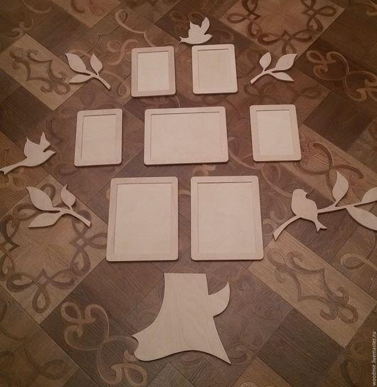 Фоторамка `Семейное дерево`