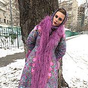 """Одежда ручной работы. Ярмарка Мастеров - ручная работа Зимнее пальто """"Мечта славянки"""".. Handmade."""