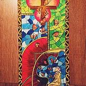 """Картины и панно ручной работы. Ярмарка Мастеров - ручная работа Картина """"Вера в любовь"""". Handmade."""