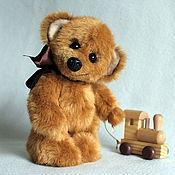 Куклы и игрушки ручной работы. Ярмарка Мастеров - ручная работа Мишка Антоха. Handmade.