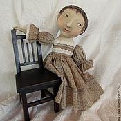 Куклы и игрушки ручной работы. Ярмарка Мастеров - ручная работа кукла Машенька.. Handmade.