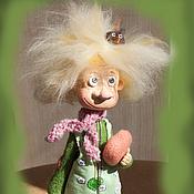 Куклы и игрушки ручной работы. Ярмарка Мастеров - ручная работа Растрепуша. Handmade.