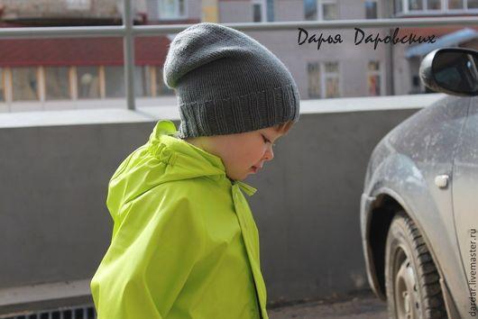 """Шапки и шарфы ручной работы. Ярмарка Мастеров - ручная работа. Купить Шапка-чулок для мальчика """"Гекльберри Финн"""" хлопок. Handmade."""