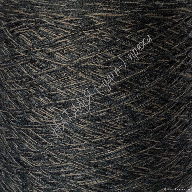 Пряжа BABY CASHMERE мулине серый – купить на Ярмарке Мастеров – KFHZ4RU | Пряжа, Санкт-Петербург