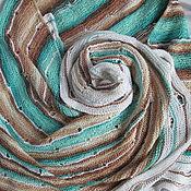 Аксессуары handmade. Livemaster - original item shawl knitting wing. Handmade.