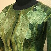 Одежда ручной работы. Ярмарка Мастеров - ручная работа Лесная владычица. Handmade.
