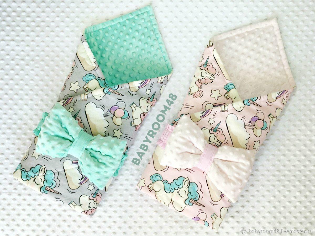 Конверт одеяло, Конверты на выписку, Липецк,  Фото №1