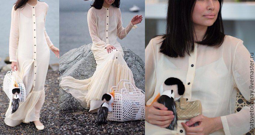 Chiffon blouse, Blouses, Moscow,  Фото №1