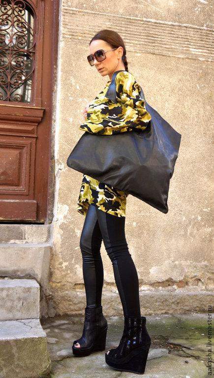 сумка кожаная сумка сумка из кожи черная сумка дизайнерская сумка сумка ручной работы