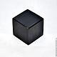 Статуэтки ручной работы. Ярмарка Мастеров - ручная работа. Купить Шунгит ! Куб из шунгита (100% натуральный камень Шунгит). Handmade.