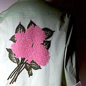 Одежда ручной работы. Ярмарка Мастеров - ручная работа Рубашка. Handmade.