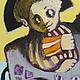 Дизайн интерьеров ручной работы. Светлый мир. Art painting Гор. Ярмарка Мастеров. Декор офиса, динамический декор, глазурь