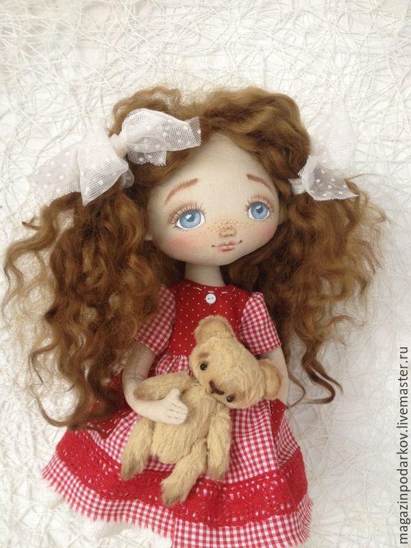 Ярмарка мастеров мастер класс куклы для новичков #7