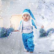 """Одежда ручной работы. Ярмарка Мастеров - ручная работа Костюм """"Помощник Деда Мороза"""". Handmade."""