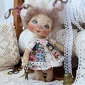 Куклы и игрушки ручной работы. Ярмарка Мастеров - ручная работа Феечка РУКОДЕЛЬНИЦА. Handmade.