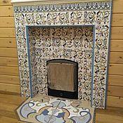 Картины и панно handmade. Livemaster - original item Veneer for fireplaces, or panels. Mat protobody. Handmade.