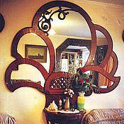 Для дома и интерьера ручной работы. Ярмарка Мастеров - ручная работа Рама для зеркала в форме цветка.. Handmade.