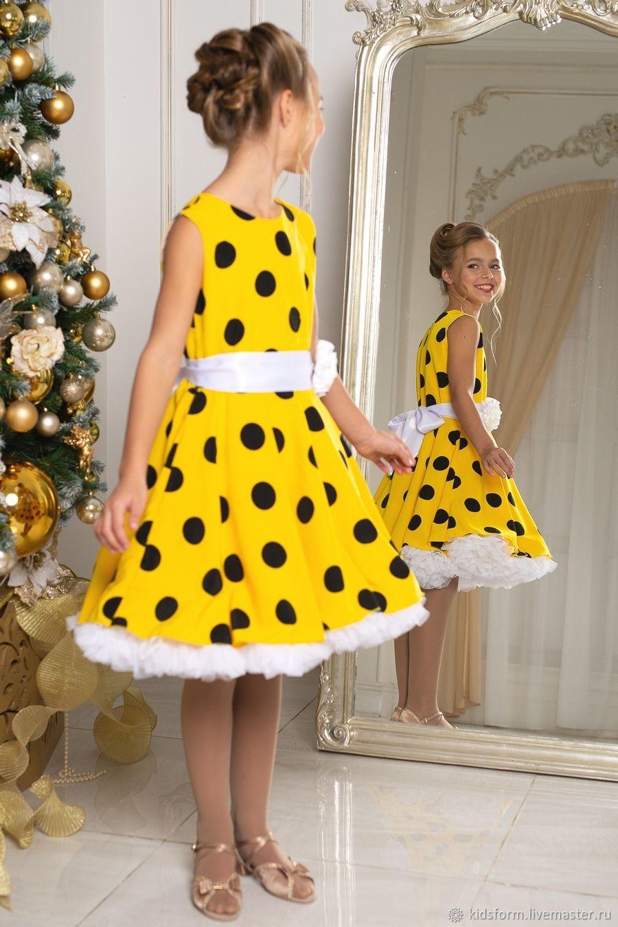 Платье Ретро в стиле Стиляги