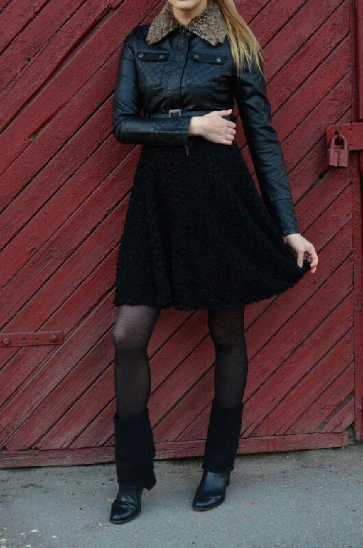 """Юбки ручной работы. Ярмарка Мастеров - ручная работа. Купить Юбка, фактурная ткань """"розы"""", черная. Handmade. Юбка миди"""