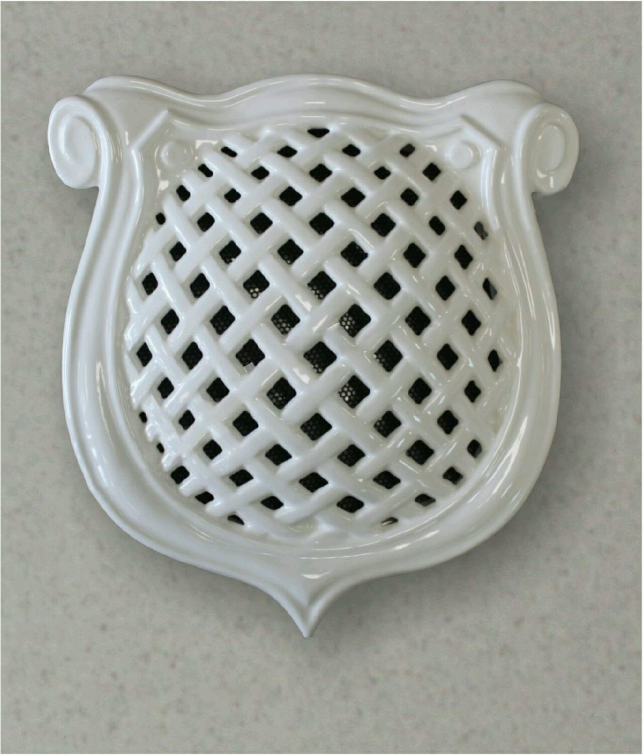 Lattice ceramic. With mesh, Fireplaces, Moscow,  Фото №1