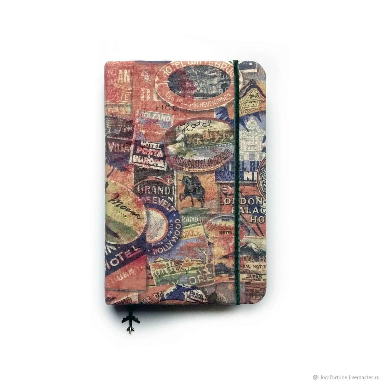 Дневник путешественника 200 листов, Блокноты, Выборг,  Фото №1
