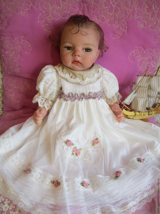 Куклы-младенцы и reborn ручной работы. Ярмарка Мастеров - ручная работа. Купить Кукла реборн Асоль 2.. Handmade. Белый