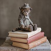 Куклы и игрушки ручной работы. Ярмарка Мастеров - ручная работа Кот Мартин. Handmade.