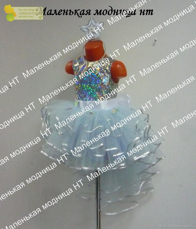 Карнавальный костюм вьюга, Костюмы, Нижний Тагил,  Фото №1