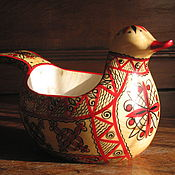 Русский стиль handmade. Livemaster - original item Bucket-skopar