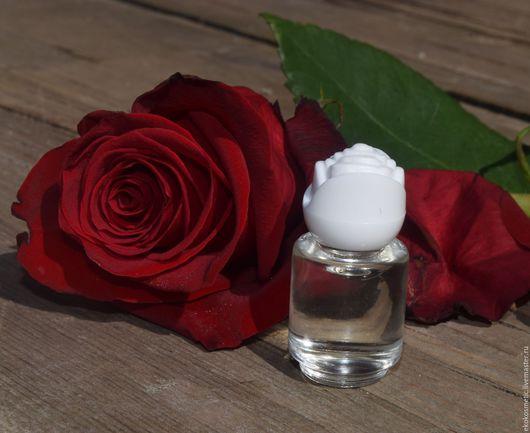 Натуральные духи ручной работы. Ярмарка Мастеров - ручная работа. Купить Rose Натуральные духи. Handmade. Белый, духи, розы