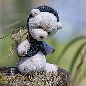 Куклы и игрушки ручной работы. Ярмарка Мастеров - ручная работа Венечка тедди ежик. Handmade.