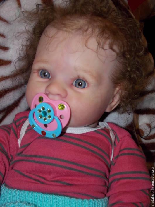 Куклы-младенцы и reborn ручной работы. Ярмарка Мастеров - ручная работа. Купить Кукла реборн Джесс. Handmade. Мятный