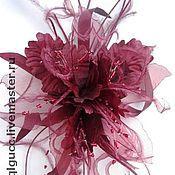 Цветы ручной работы. Ярмарка Мастеров - ручная работа Орхидея Мэг. Handmade.