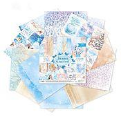 Материалы для творчества handmade. Livemaster - original item Set 2580235 Paper Winter Magic Ortuzar. Handmade.